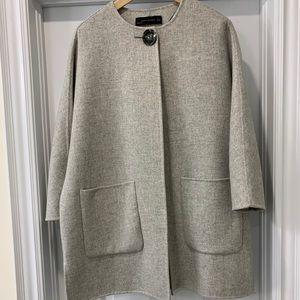H & M Car coat